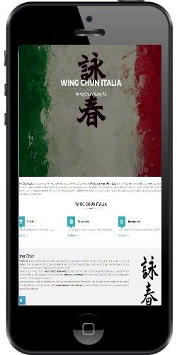 Wing Chun Italia mobile