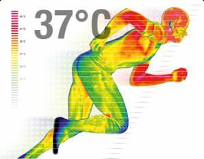Riprendere l'allenamento Step by Step Body Temperature
